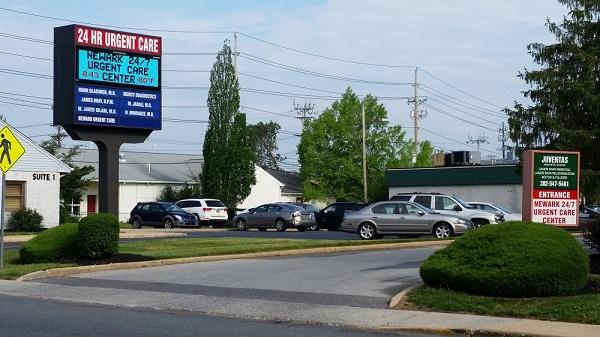 Urgent medical care in Newark, Delaware